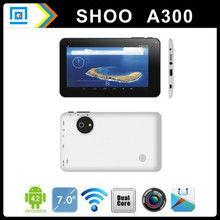 Allwinner A23 Dual Core with slim design android 7 inch tablet pc