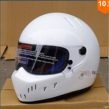 Free shipping Simpson model StarWars Motorcycle racing Helmets ATV-2 helmet Exported to Japan(China (Mainland))