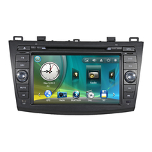 8″ Car Stereo Audio Autoradio Head Unit Headunit for Mazda 3 2010 2011 2012 2013 USB RDS Analog TV Phonebook Bluetooth Handsfree