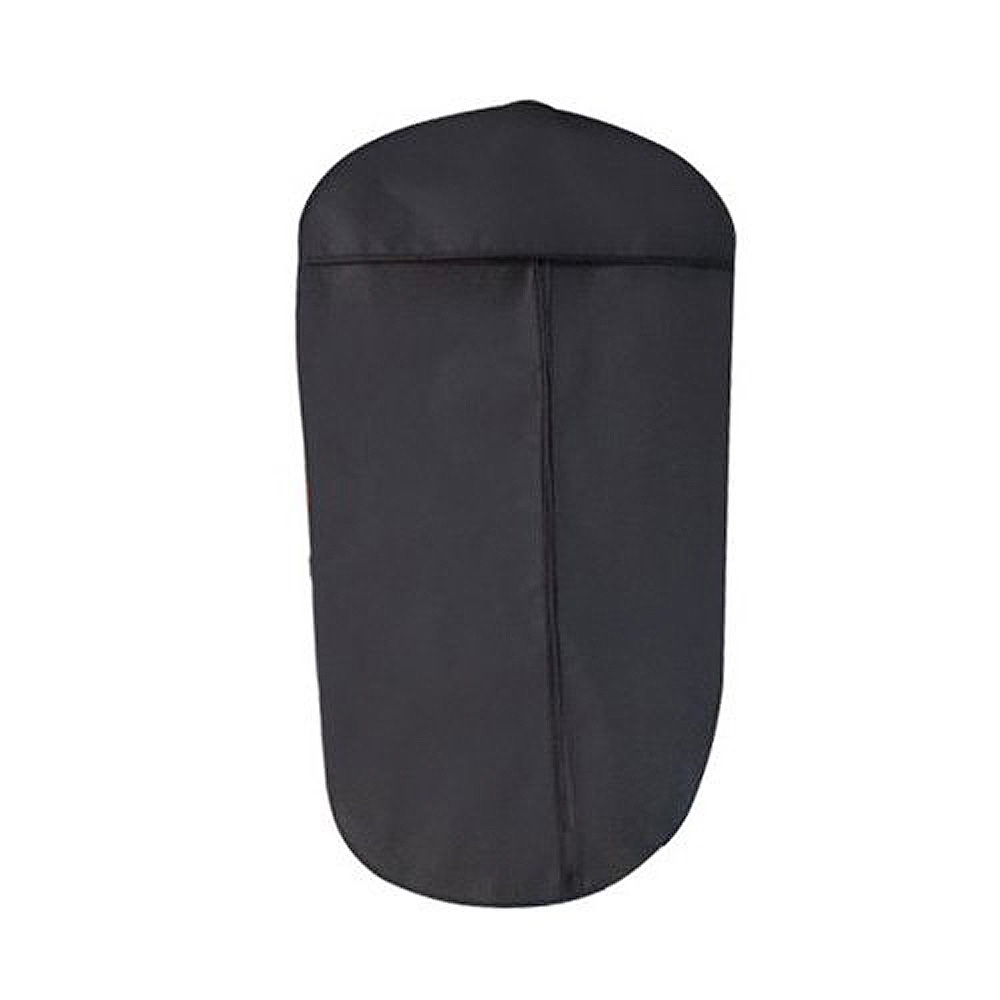 Boutique Black Travel Suit Wedding Cover Skirt Dress Garment Coat Shirt Bag Carrier(China (Mainland))