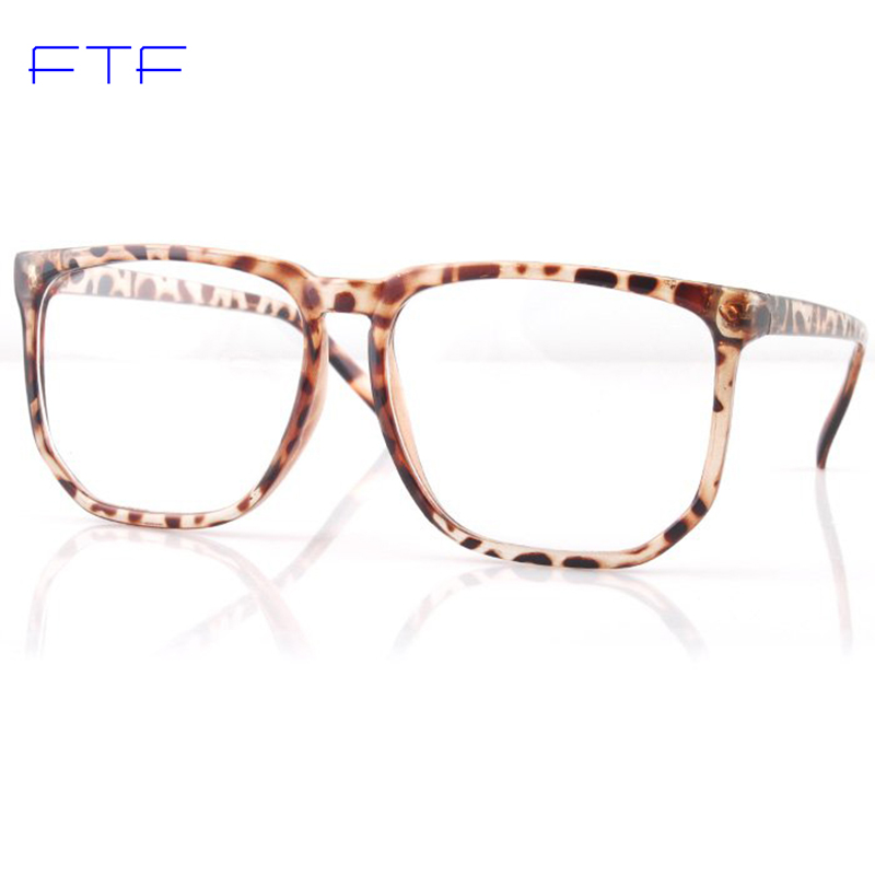 Reading Glasses Large Frame : 2015 Direct Selling Top Fashion Dot Women Gafas Eyeglasses ...