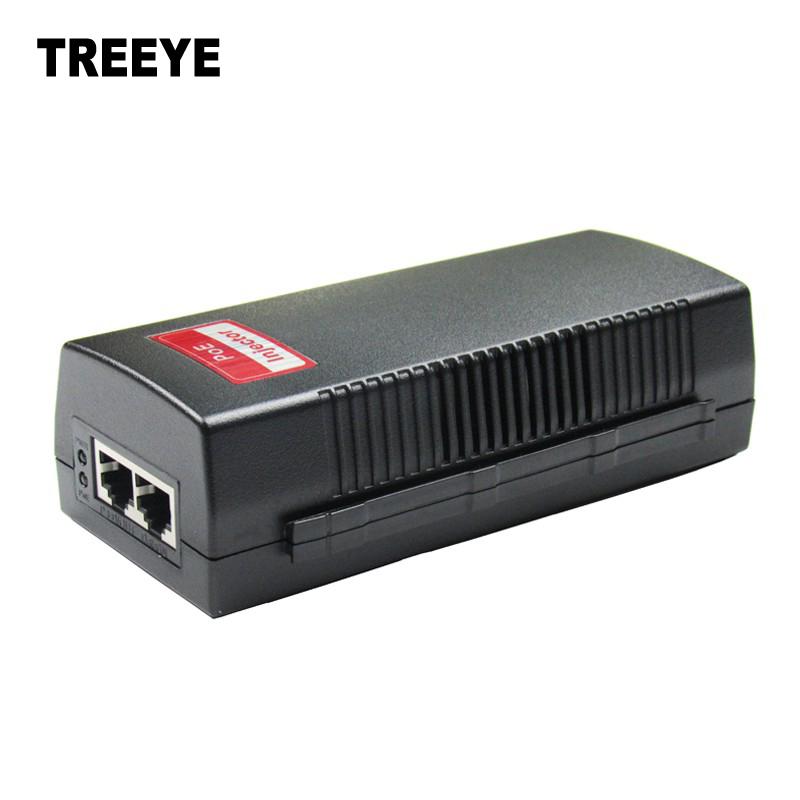 Gigabyte POE Injector 30W High Performance Standard IEEE802.3at AC100-240V,DC5V-48V,PoE pin 1,2(+)/3,6(-) PSE802G(China (Mainland))