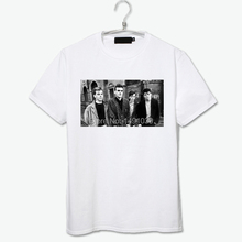 The Smith classic photo This Charming Man Morrissey 100% cotton t shirt vintage fashion tee