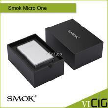100% Original Smok Micro One Starter Kit with 4000mah R80 TC Box Mod and Micro TFV4 Tank
