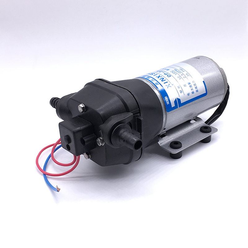 Micro Vacuum Water Pump DC-35 DC 12V Diaphragm Reciprocating Pumps For Spray Equipment General Industrial Filter CE Certificate(China (Mainland))