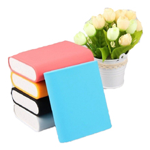 Top quality Soft Silicone Protective Back Cover Case Skin for Xiaomi10400mah Power Bank 100% Original and Brand new Anti-knock