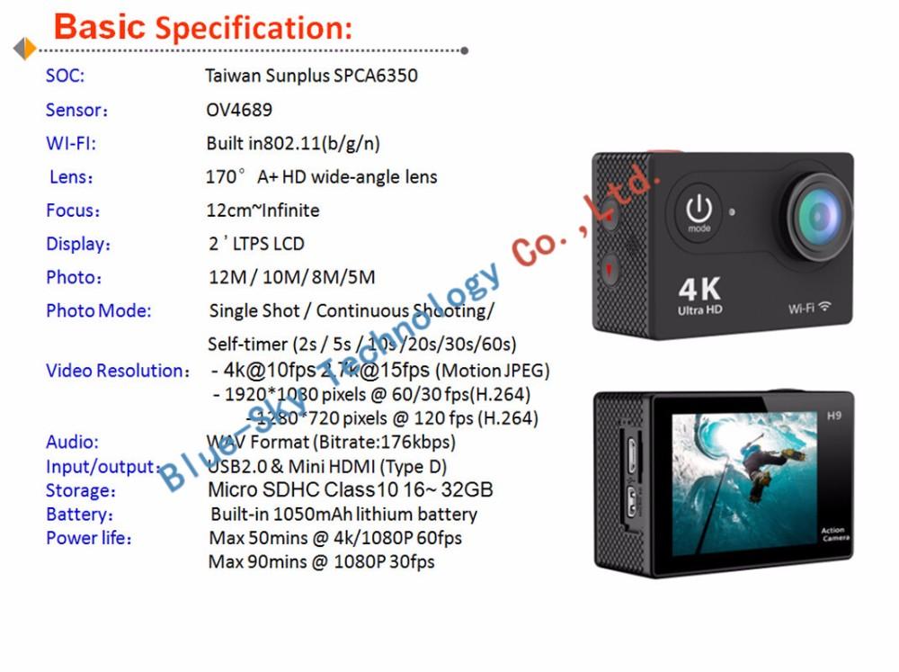 sunpak 4k action camera manual