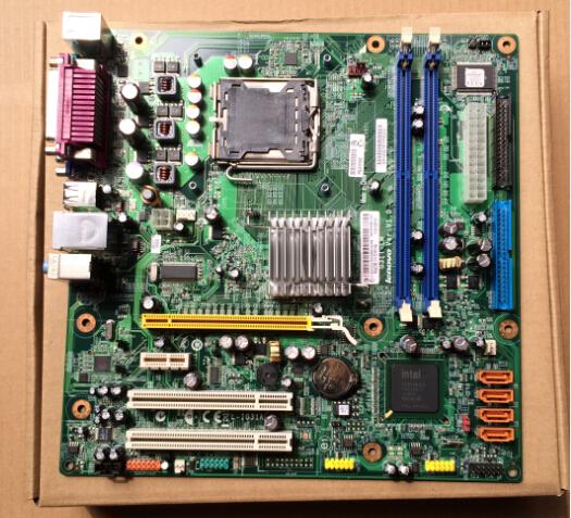 Free shipping original motherboard for LENOVO G31T-LM VER:V1.0  DDR2 LGA 775  G31 desktop motherboard mainboard