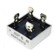 Buy 10PCS/LOT 50A 1000V Metal Case Bridge Rectifier SEP KBPC5010 KBPC-5010 for $6.95 in AliExpress store