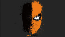 Wholesale deathstroke poster from