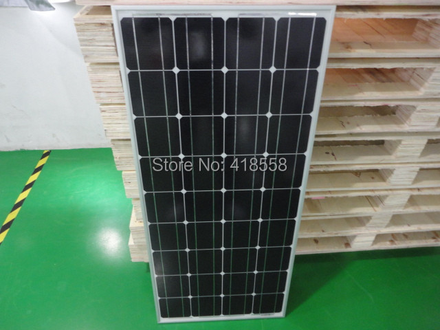 solar panel 200W panel for boat home lighting A grade solar cell 25 years warranty 17% charging efficiency(China (Mainland))