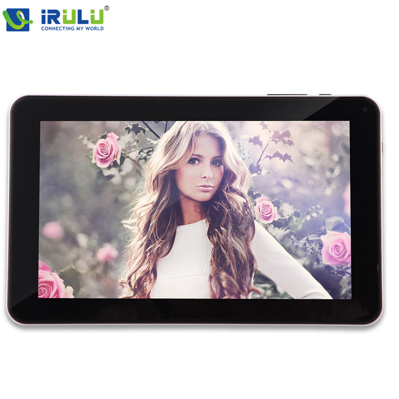 iRULU eXpro X1a 9'' Tablet Quad Core 8GB ROM Android 4.4 Tablet Ultra Slim Google Play Dual Camera 2MP External 3G WiFi(China (Mainland))