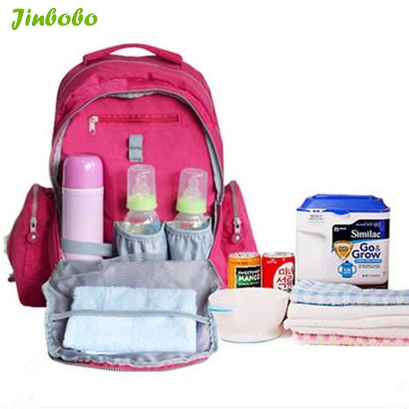 2016 multifunctional bolsa maternidade Backpack baby diaper bag baby nappy changing pad mummy bag messenger bag shoulder handbag()