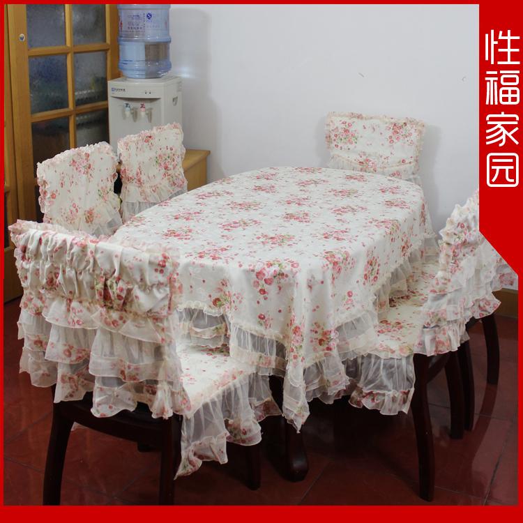 58 rose covenant of cotton fabric multi-purpose towel dining table cloth chair cover tablecloth gremial measurement