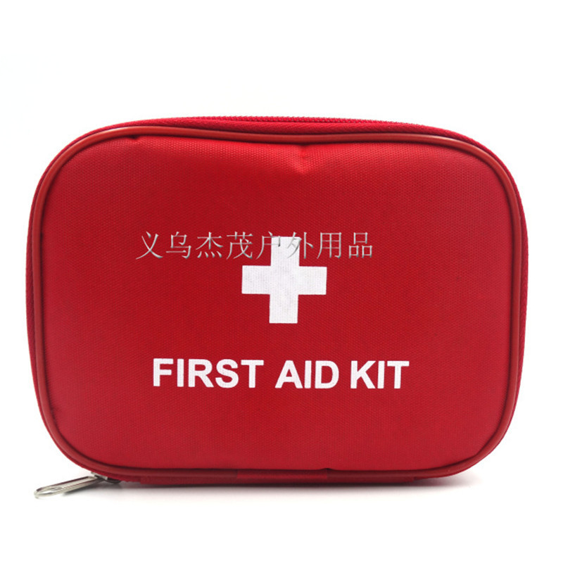 First Aid Kits Portable Outdoor mini Survival kit Disaster Earthquake Emergency Bags Vehicle Mounted Medical Package(China (Mainland))