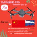 DJI Mavic Pro Drone Include 3 battery Mavic Pro Fly combo Drone With 4K HD Camera