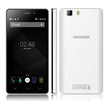 Оригинал Doogee X5 5.0 » HD IPS MT6580 четырехъядерных процессоров андроид 5.1 смартфон Celular 3 г WCDMA русский язык открыл мобильный телефон
