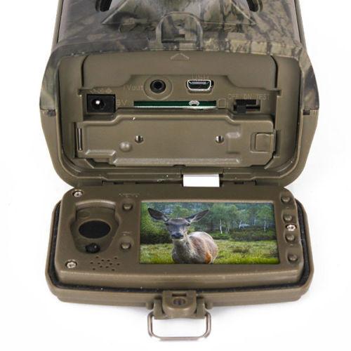 Подствольный оружейный фонарь Ltl Acorn 6210M 12MP 940NM H 2 x Ltl 6210 12MP 940 HD 1080p MMS + 8GB SD
