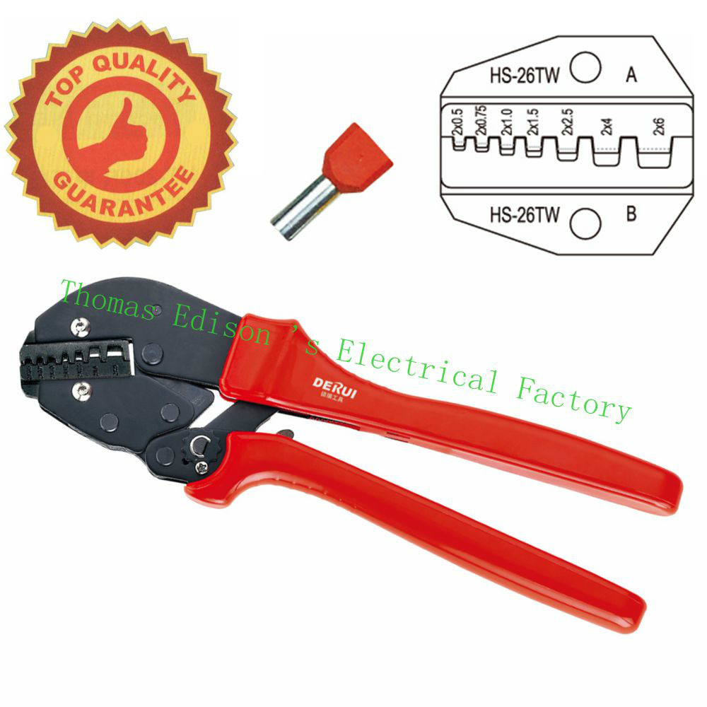 high quality AP-26TW multi-function terminals crimping tools hands pliers crimping pliers(China (Mainland))