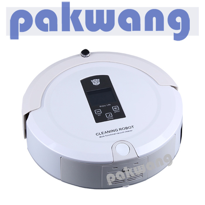 Household Intelligent Sweeper fully-automatic sweeper Robot Low Noise mop gift for mother ,christmas(China (Mainland))