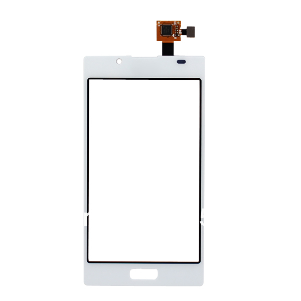 New Touch Screen Digitizer replacement part for LG Optimus L7 P700 White(China (Mainland))