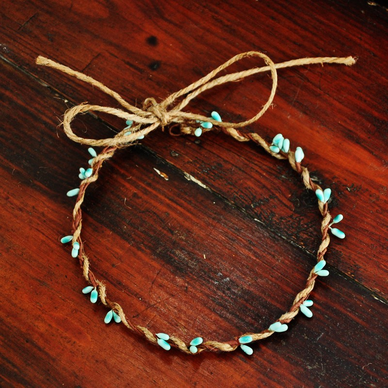 10 pcs handmade rustic dainty blue pip berries twine wreath flower 10 pcs handmade rustic dainty blue pip berries twine wreath flower crown festivals feminine whimsical fresh cute christmas gift us733 fandeluxe Choice Image
