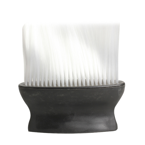 Professional Soft Black Neck Face Duster Brushes Barber Hair Clean Hairbrush Salon Cutting Hairdressing Styling Makeup Tool#BSEL(China (Mainland))