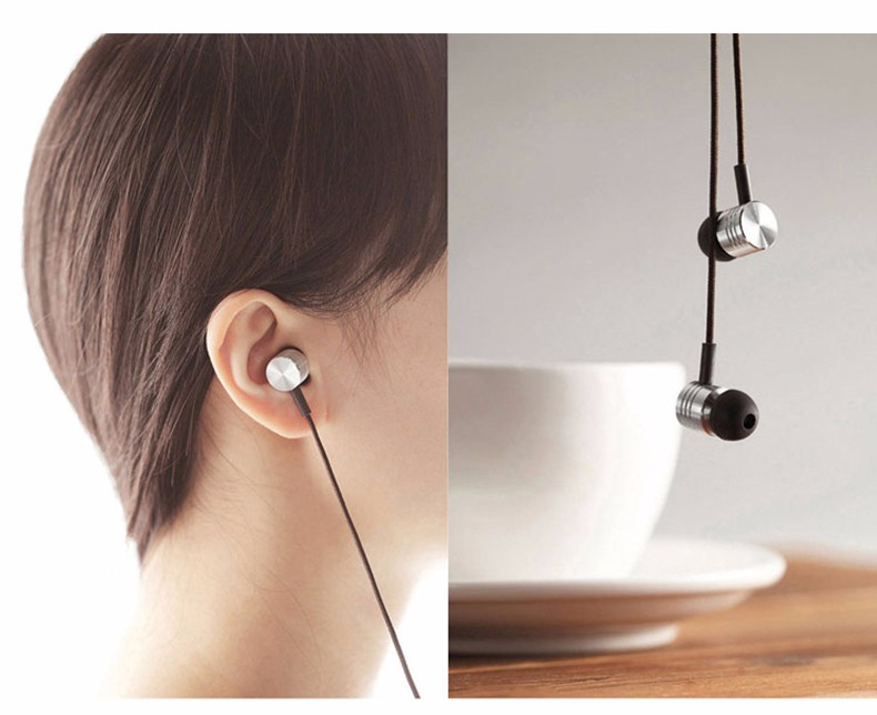 EARFUN EF-E4 Original In-ear Earphones Bass Stereo Microphone Widely Used for Cellphone MP3 MP4 HD Fidelity with Mic Universal