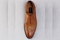Оксфорд обувь для мужчин кожезаменитель повседневные платья Туфли кожаные туфли для мужчин s0230