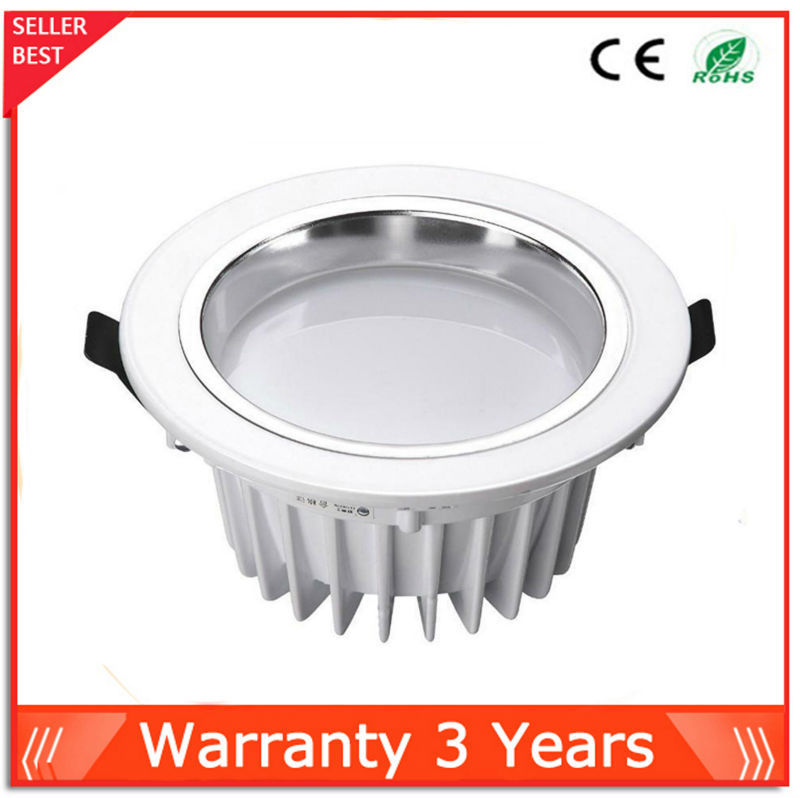 LED Downlight 5W  LED Down Light 10pcs Epistar Chip Warranty 3 Years 50000h CE RoHS Free Shipping<br><br>Aliexpress