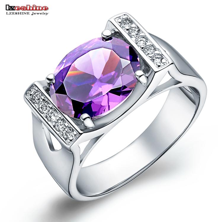 aliexpress buy roma design luxury ring real platinum