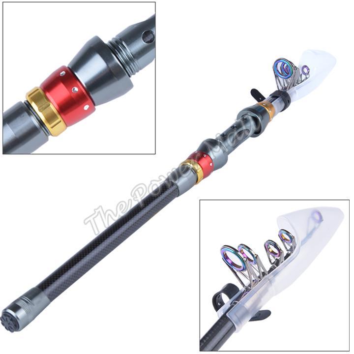 New 2014 Exceed 2.1m Surf Casting fishing Rod Carbon Spinning Fishing Pole Ultra Light Fishing Stick Fishing Rod B16 SV005194(China (Mainland))