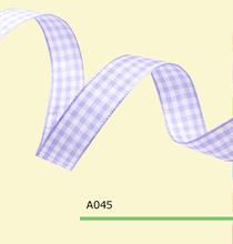 7/8″ inch 22mm tartan plaid ribbon