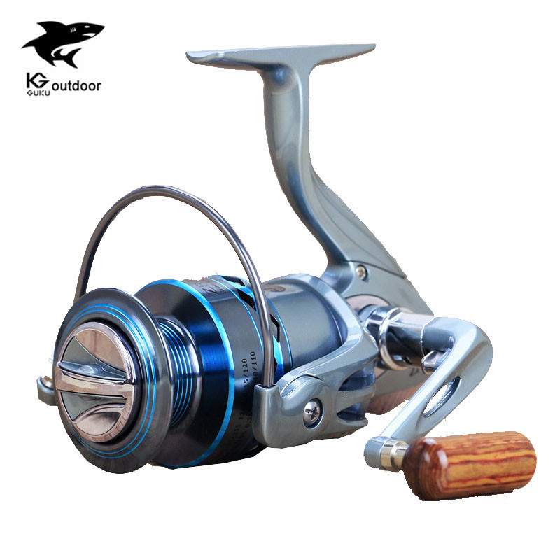 ZF2000-7000 Fishing reels 5.5:1 spinning reel 12+1BB metal rocker Left/Right hand fly reels for sale<br><br>Aliexpress