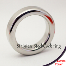 2015 Sale Promotion Stainless Steel Penis Ring Cockrings, Male Chastity Device,sex Ring,metal Cock Ring,sex Toys for Men(China (Mainland))