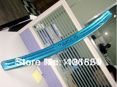 2003-2008 Mazda 6 High quality stainless steel Rear bumper Protector Sill rtyy(China (Mainland))
