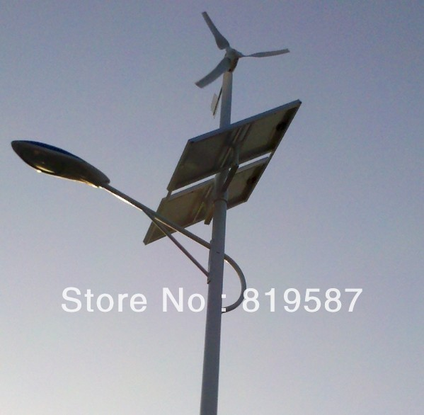 wind turbine generator system 600W 24V for home use(China (Mainland))