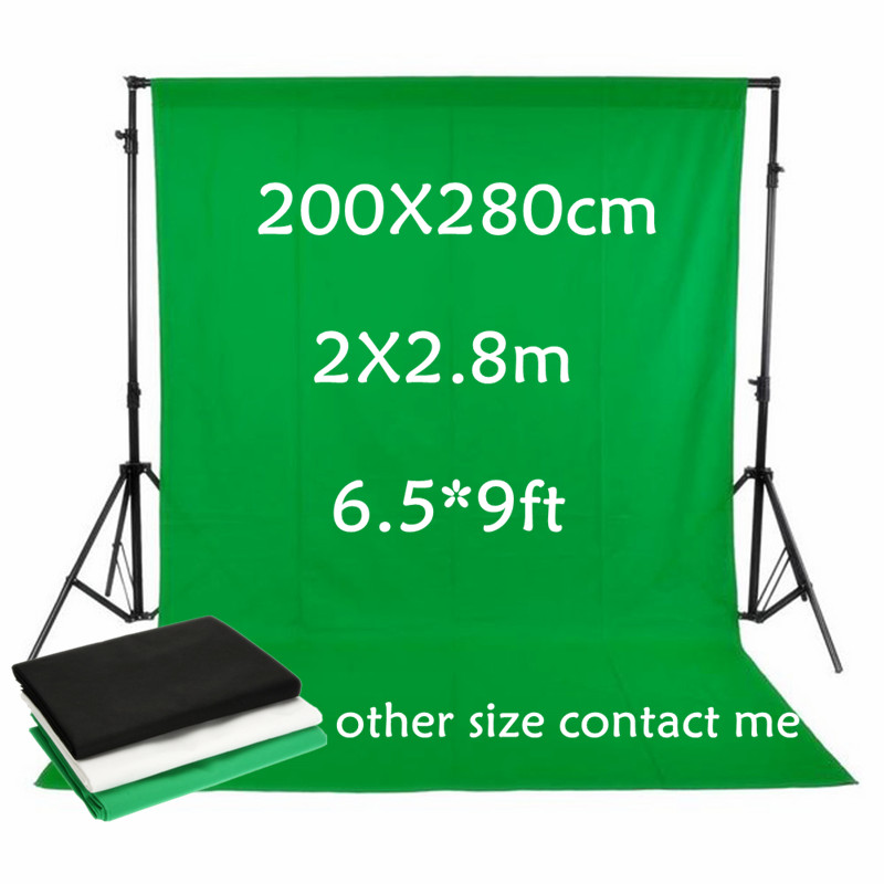 160cm*300cm solid background green white black studio dedicated model photo passport photo for studio<br><br>Aliexpress