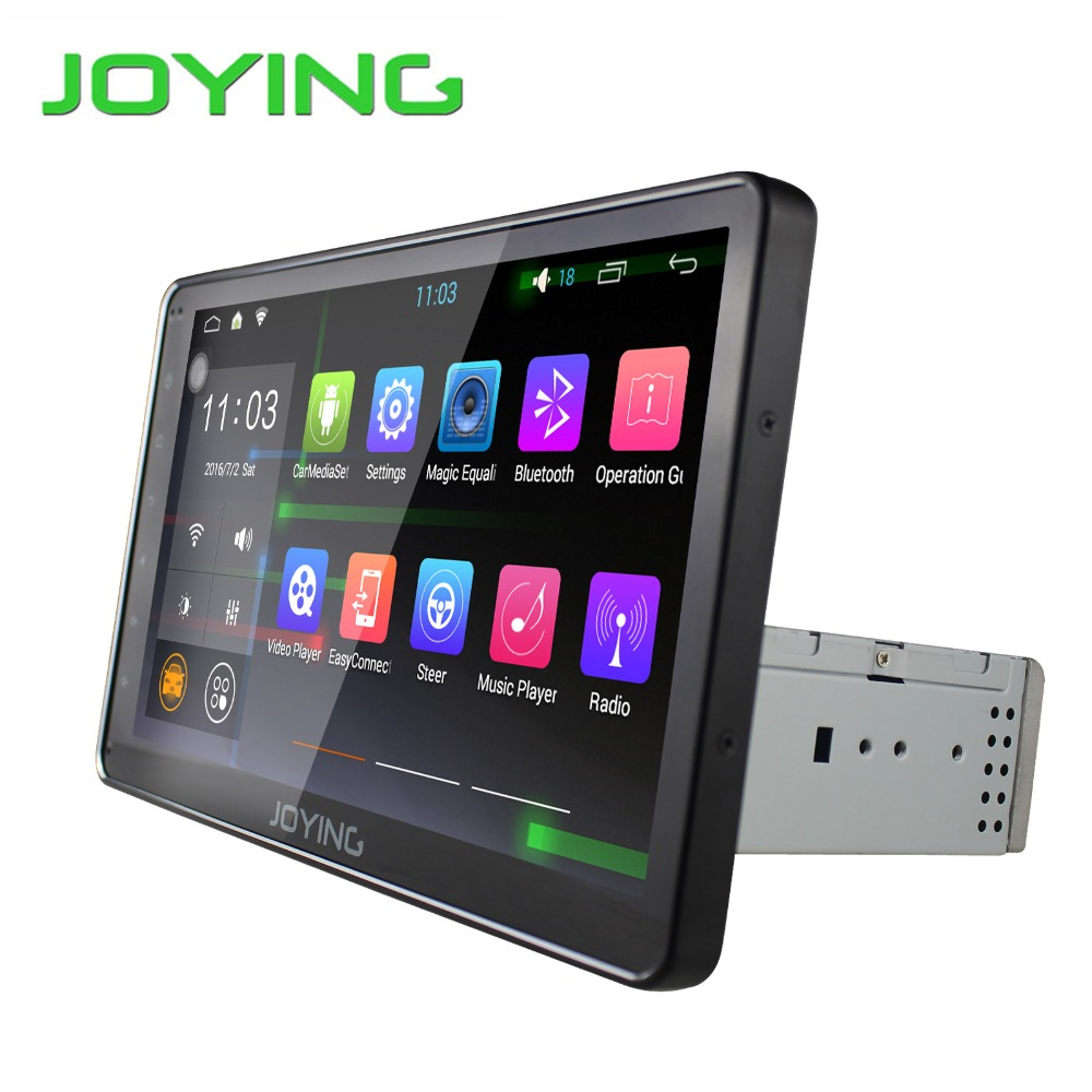 """Universal 10.1"""" inch One 1 Din Android 4.4 Touchscreen Quad Core Car DVD GPS Navigation With Auto radio WIFI 3G Audio Stereo(China (Mainland))"""
