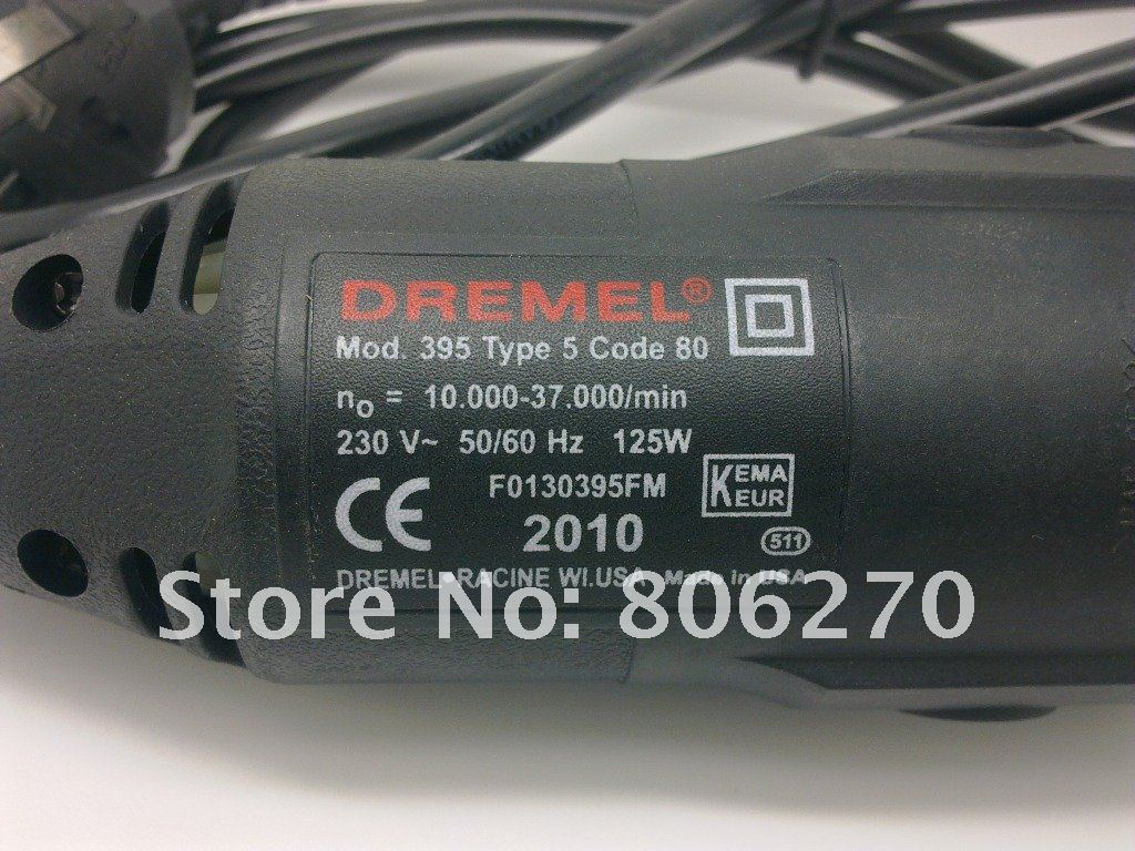 DREMEL 100-N/7 ROTARY 7 PIECE POWER TOOL KIT NEW WITH ACCESORIES 1.5 AMP<br><br>Aliexpress