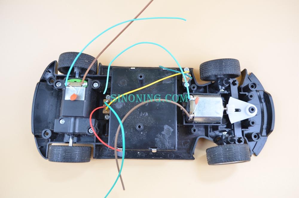 Радиоуправляемые машинки из Китая