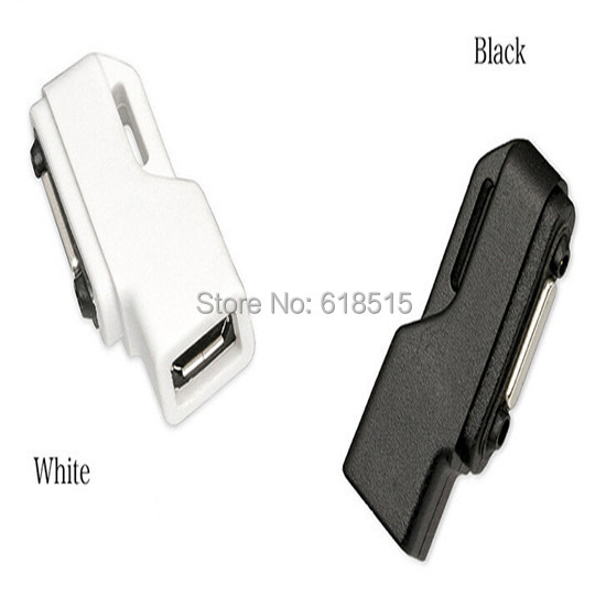 Micro USB To Magnetic Connector Adapter Converter for Sony Xperia Z3, Z3 Compact, Z2, Z1, Z1 Compact Mini,100pcs/lot