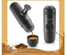 Mini Manual Portable Coffee Maker Manually Handheld Pressure Espresso Coffee Machine Pressing Wacaco Machine(China (Mainland))