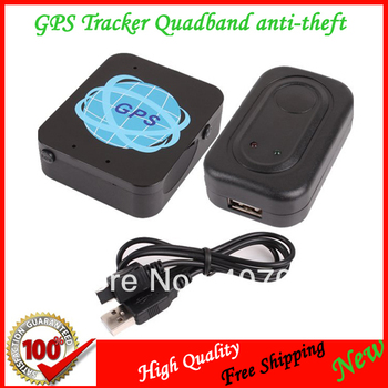 LBS+SMS/GPRS GSM Personal tracker Quadband anti-theft system SOS alarm Real-time location tracking TX-7