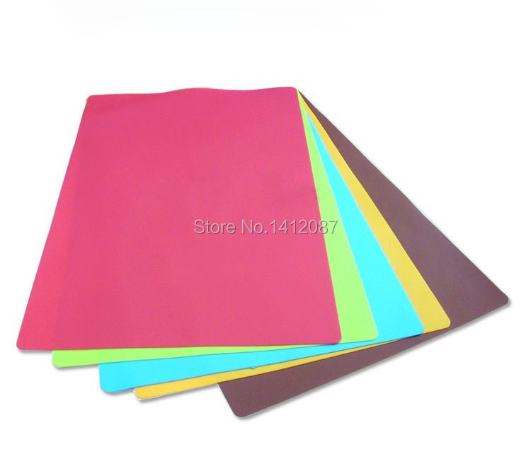 60*40cm Silicone knead dough mat,large size Knead paste Flour Table Pad,Pastry Baking tools