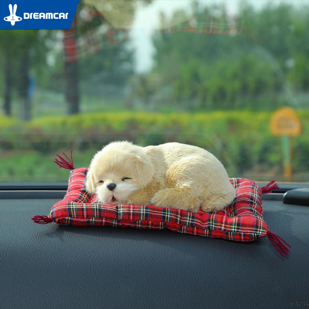 Creative Air Freshener Solid Nano Mineral Crystals Cute Car Air Freshener Simulation Dog Cat Charcoal Bag For Car/Household(China (Mainland))