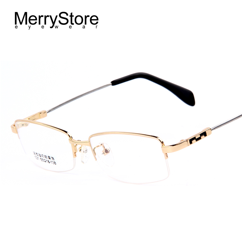 Aliexpress.com : Buy MERRYSTORE Fashion Men Titanium ...