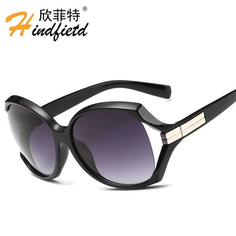 Sunglass Styles Glasses UV400 Anti-UV Fashion Female Sunglasses Brand Designer Sunglasses Women Branded Sun Glasses Big Frame(China (Mainland))