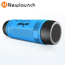 Outdoor Waterproof Bluetooth Speaker With LED Flashlight Sport Stereo Wireless portable speakers 4000mAh Battery TF Card Slot(China (Mainland))
