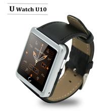 SmartWatch U10 Waterproof U Watch Bluetooth Smart Watches for Samsung Xiaomi LG Android Iphone Ios Phone